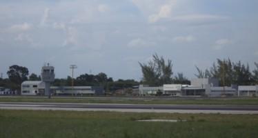 Inician obras en el Aeropuerto de Chetumal… con amenazas de ejidatarios
