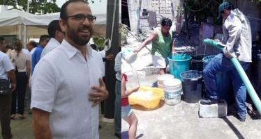 En junio llegará el agua potable a San Antonio Soda