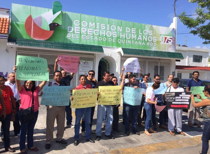 Protesta periodistas3