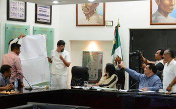 Piden al Congreso rectificar límites de Puerto Morelos