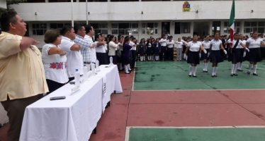 Inician clases 8 mil 664 estudiantes del Conalep en Quintana Roo
