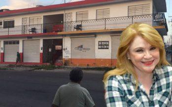 Rosa Elena en su país de las maravillas