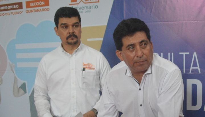 Las elecciones son de partidos, no de sindicatos: líder del SNTE