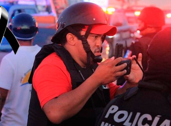 Captura Fiscalía a presunto asesino de reportero en Playa del Carmen